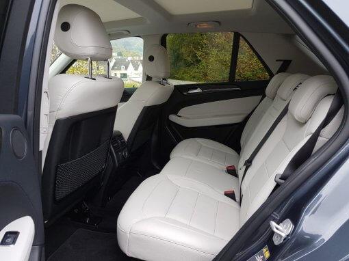interieur mercedes gle 500